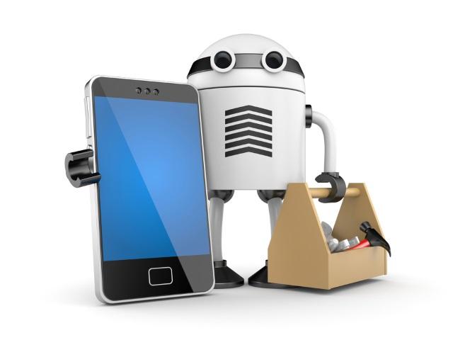 RobotCellPhone